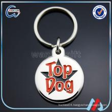 Soft enamel custom nfc dog tag