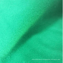 100% polyester tricot brushed fabric
