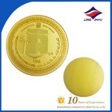 Красивые Европу характеристики монеты позолоченные монеты штамповки монет