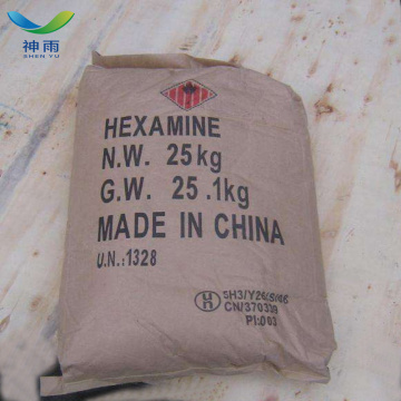 Hexamethylenetetramine CAS 100-97-0 de qualité industrielle