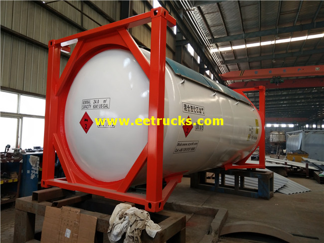 20feet LPG Tank Containers