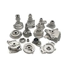 Custom aluminum metal die casting aluminium cylinder block motor housing parts with  aluminum die casting service