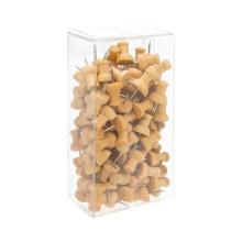 Hard PVC Clear Acetate  Folding Packaging Box
