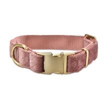 Sustainable Have Stocked S:2*22-29 M:2.5*28-40 L:2.5*40-55 Nylon Dog Collar Custom