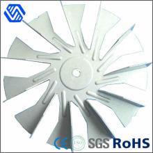 Pièces de turbines CNC Poudre Métallurgie Estampage de fabrication de tôle