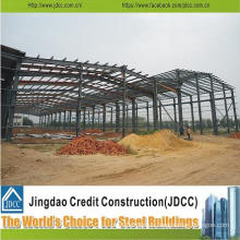 Structure Steel Construction Design Prefabricated Steel Structure Warehouse