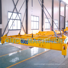 Standard Type Semi-Automatic Lifting Beam Container Spreader