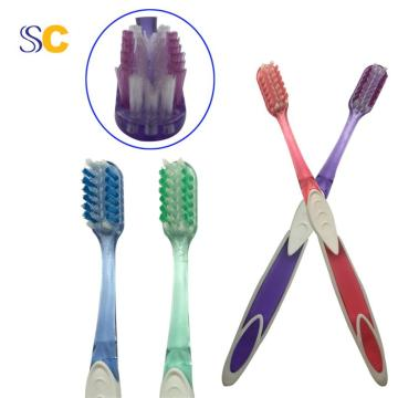 Hot Selling V Shape Adult Toothbrush