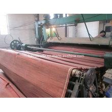 0,3 mm Schälfurnier rotes Hartholz für die Herstellung von Sperrholz