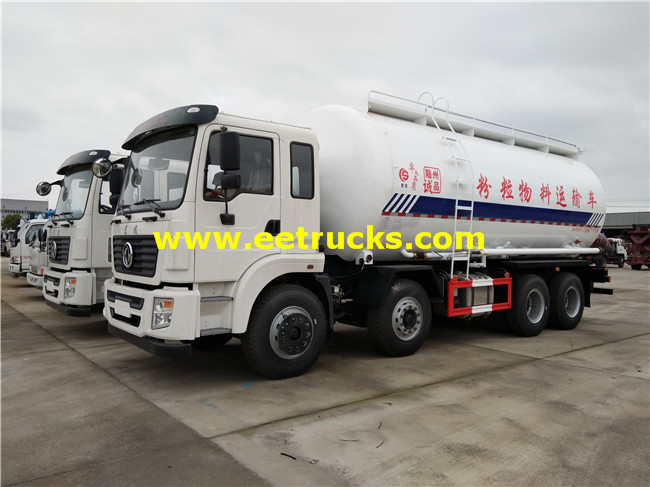 310HP Dry Particle Tanker Trucks