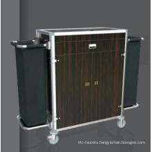 2017 New Design Hotel Housekeeping Cart (DD52)