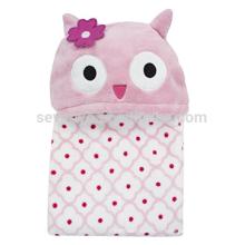 Волшебное Королевство с капюшоном полотенце одеяло 100% хлопок,супер мягкий,машинная стирка,душ лучший подарок для девочек