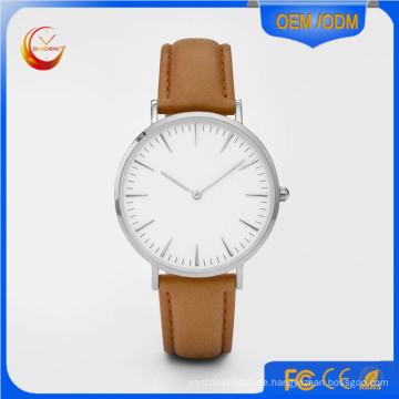Dw automatischer Digital-Edelstahl-wasserdichter Wristband Art- und Weisesport-Quarz-Mann-Uhr (DC-1101)
