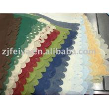 Plain Voile curtain-PVFY010