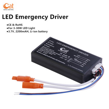 LED Emergency Kit für 3-30W
