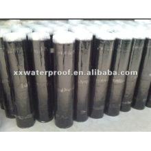 1.2mm/1.5mm/2.0mm/3mm/4mm Self-Adhesive Bitumen Roof Waterproof Membrane