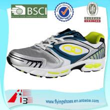 Alta qualidade homens jogger sapatos, esportes jogging sapatos