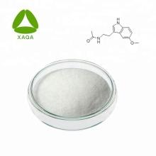 Skin Whitening Materials 99% Melatonin bulk Powder 73-31-4