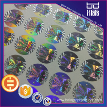 Generic Security Laser Hologram Sticker Label