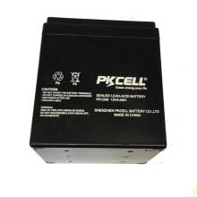 A válvula da bateria de carro da bateria acidificada ao chumbo de 12V 4Ah 12volt regulou a bateria acidificada ao chumbo 12v