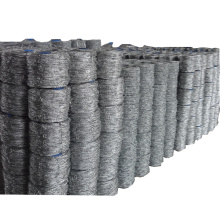 Hot-Dipped Galvanized Revers Barbed Wire Price Per Meter