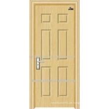 Hochwertige Holz feuerfeste Tür mit Zertifikat