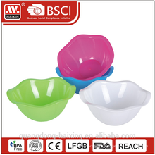 круглый пластиковый Салатница 1.3L 3L, 5L