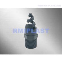 Антикоррозийная пластиковая спиральная насадка из ПП ПВХ