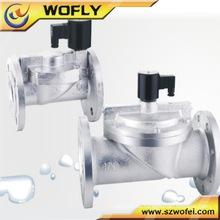 Flansch Kurzes 3-Zoll-Hydraulik-Magnetventil