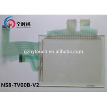 9 pulgadas NS8-TV00B-V2 Panel de la pantalla táctil de Omron de Guangzhou