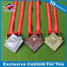 Cheap Jiu-Jitsu Medal for Award Sports Medal Custom Medal