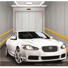 Ascenseur électrique intérieur de voiture de garage de maison électrique