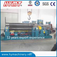 W11-30X3200 Mechanische Hochleistungsbiegemaschine des Typs 3 Rollen-Stahlplatten-Biegemaschine