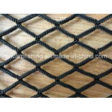 Nylon/Polyester/Raschel Knotless Fishing Netting