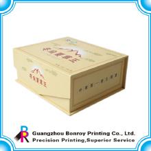 Китай Завод Модель CMYK популярных книг-форменный изготовленный на заказ напечатанная бумажная коробка
