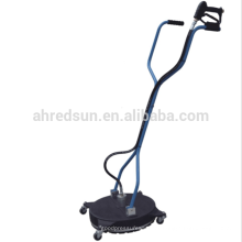 surface cleaner plastic chassis