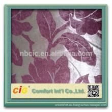 2014 patrón hermoso diseño Living comedor cortinas de alta calidad