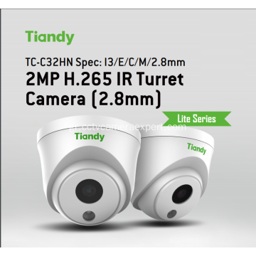Κάμερα Lite 2MP Tiandy TC-C32HN Dome με POE