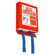 Cobertor de fogo revestido de emergência preço à prova d 'água