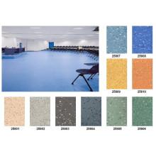 Homogeneous PVC Flooring for Hospital Use