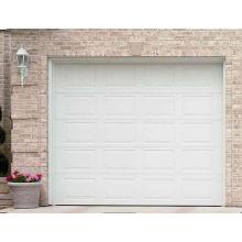 Puerta de garaje seccional exterior