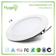 90LM / W UL TUV CE ROHS FCC CB listados luzes do painel LED