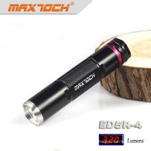 Maxtoch ED5R-4 aluminium Mini monture Police 3w torche