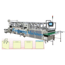 Best Quality High Speed Plastic Bag Making Machine (FM-RJHQ800)