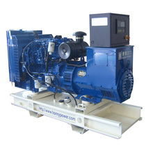 Joint-Venture Marque Silent type Diesel Generator 100kV A