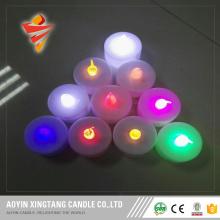 Flackerndes flammenloses Teekerzenlicht LED Teelicht