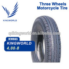 ISO9001 Quality Ensure High Quality Tricycle Tire