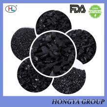 Filtro de tratamiento de agua de carbón activado con cáscara de 12 * 40 mallas