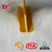 Perfil de vedação de produtos plásticos resistentes a intempéries