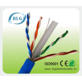 Muestra gratis 4 pares Cat6 Cable UTP LAN